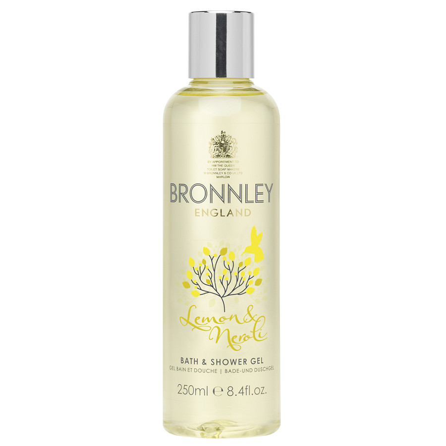 Lemon & Neroli - Gel doccia 250 ml