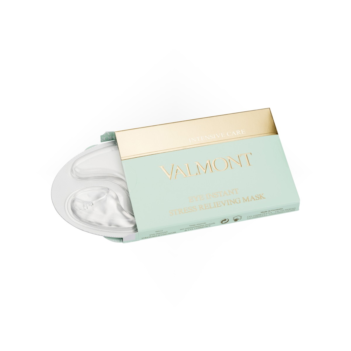 Eye Instant Stress Relieving Mask (1 applicazione)