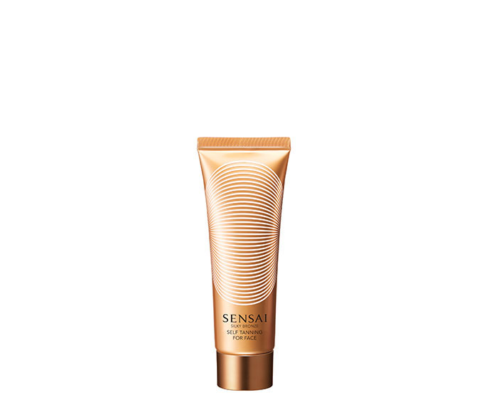 Silky Bronze - Self Tanning for Face 50 ml
